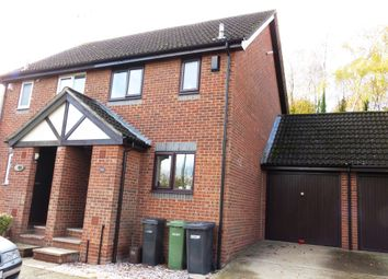 Thumbnail 2 bed semi-detached house for sale in Goodlands Vale, Hedge End, Southampton
