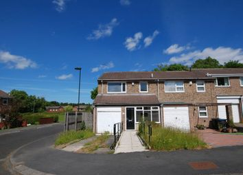 Thumbnail 3 bed semi-detached house for sale in Honiton Court, Newcastle Upon Tyne