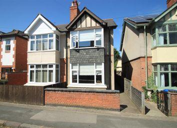 Thumbnail Semi-detached house for sale in John Street, Hinckley