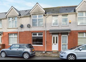 Thumbnail 3 bed terraced house for sale in St. Cattwgs Avenue, Gelligaer, Hengoed