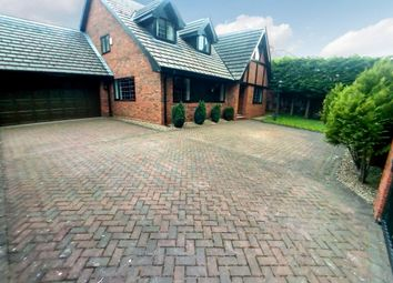 Thumbnail 5 bed detached house for sale in Blakelock Gardens, Hartlepool