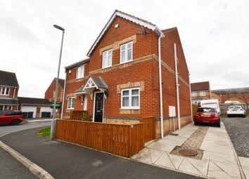 Thumbnail 3 bed semi-detached house for sale in Holyoake, South Moor, Stanley