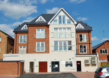 Thumbnail 2 bedroom flat to rent in Windsor Court, 3 Library Road, Ferndown