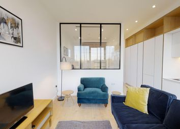 Thumbnail 1 bed flat to rent in Parkview Apt, London