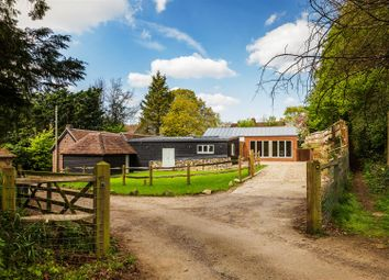 Thumbnail 4 bed property for sale in Northcote Lane, Shamley Green, Guildford