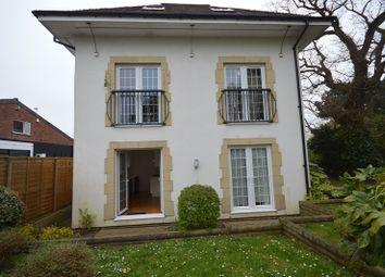 Thumbnail 1 bed flat to rent in Milford Road, Pennington, Lymington