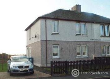 Thumbnail 1 bed flat to rent in Trows Road, Wishaw