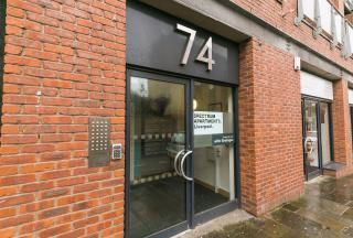 Thumbnail 2 bed flat to rent in 74 Duke Street, Liverpool, City Centre