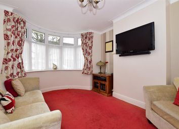 Thumbnail 4 bedroom semi-detached house for sale in Cambridge Avenue, Romford, Essex