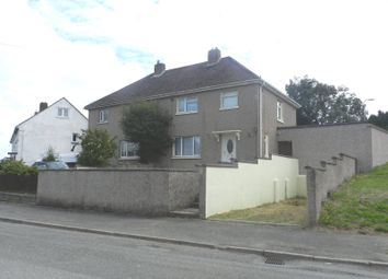 Thumbnail 3 bed semi-detached house for sale in Baring Gould Way, Haverfordwest, Pembrokeshire