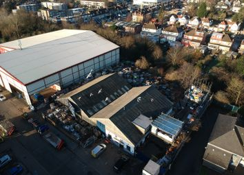Thumbnail Land for sale in Coombe Road, London