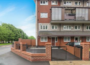 Thumbnail 3 bedroom flat for sale in Lockton Close, Manchester
