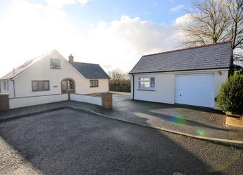 Thumbnail 5 bed detached bungalow for sale in Ffordd Caeteg, Llandissilio, Clynderwen