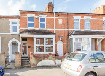 Thumbnail 2 bed terraced house for sale in Gordon Road, Wellingborough