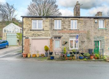Thumbnail 3 bed cottage for sale in Main Street, Farnhill, Keighley
