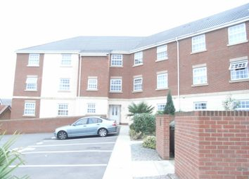 Thumbnail 2 bed flat to rent in Birkby Close, Leicester