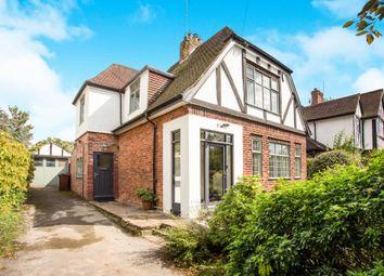 Thumbnail 3 bed detached house for sale in Sheepwalk Lane, Ravenshead, Nottingham