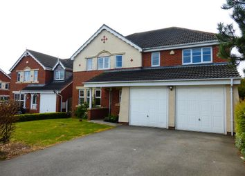 Thumbnail 5 bed property to rent in Eshton Rise, Bawtry, Doncaster