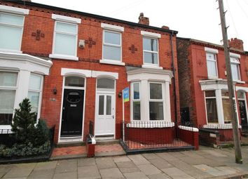 Thumbnail 3 bedroom end terrace house for sale in Truro Road, Allerton, Liverpool, Merseyside