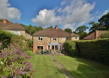 Thumbnail 5 bed semi-detached house for sale in Holmer Green Road, Hazlemere, High Wycombe