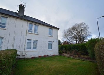 Thumbnail 1 bed flat for sale in Rossland Place, Bishopton
