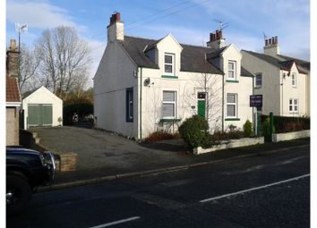 Thumbnail 4 bed detached house for sale in Main Street, Glenluce