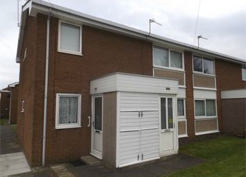 Thumbnail 2 bed flat for sale in Poplar Drive, Sunderland, Tyne And Wear