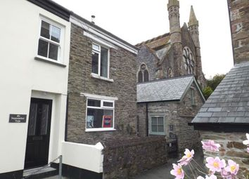 Thumbnail 2 bed end terrace house for sale in Polruan, Fowey, Cornwall