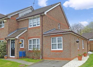 Thumbnail 2 bed end terrace house for sale in Cissbury Close, Horsham, West Sussex