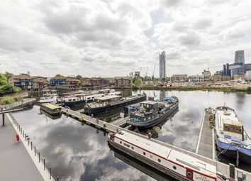 Thumbnail 3 bed flat for sale in Boardwalk Place, Poplar, London