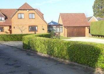 Thumbnail 5 bed detached house for sale in Russett Close, Riseley, Reading