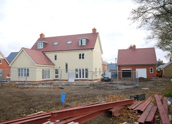Thumbnail 4 bed detached house for sale in Long Melford, Sudbury, Suffolk