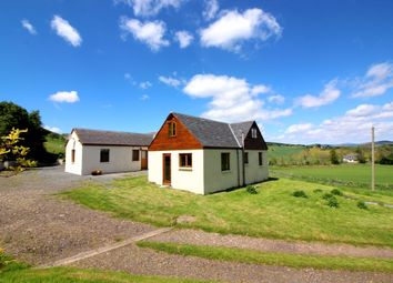 Thumbnail 4 bedroom country house for sale in Kilry, Glenisla, Blairgowrie