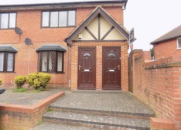 Thumbnail 2 bedroom flat to rent in Brook Lane, Cradley Heath