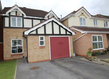 Thumbnail 3 bedroom detached house for sale in Forge Mill Grove, Hucknall, Nottingham