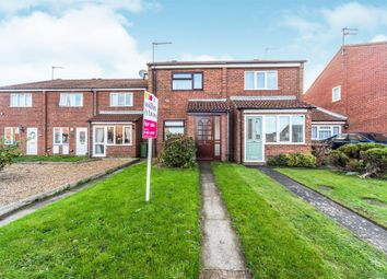 Thumbnail 2 bed semi-detached house for sale in Zurich Close, Hopton, Great Yarmouth