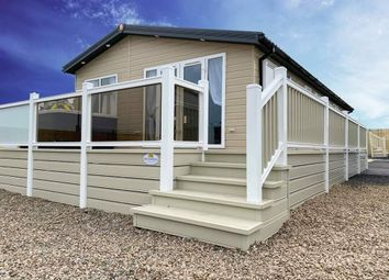 Thumbnail 2 bed lodge for sale in Ardrossan