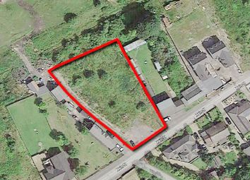 Thumbnail Land for sale in Main Street, Longriggend, Airdrie ML67Rs