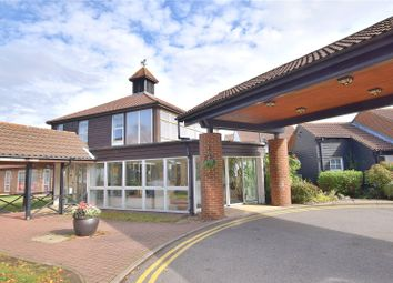 Thumbnail 1 bed flat for sale in Orchard Lea, High Wych Road, Sawbridgeworth