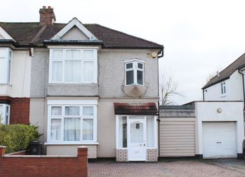 Thumbnail 3 bed end terrace house for sale in Newquay Road, London
