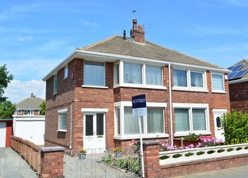 Thumbnail 2 bedroom semi-detached house for sale in Stadium Avenue, Blackpool
