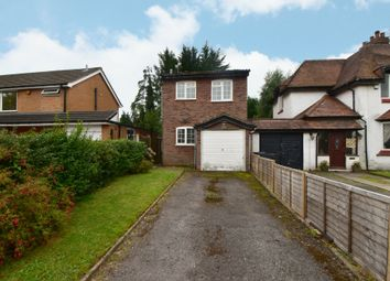 Hamlet Road, Hall Green, Birmingham B28. 2 bed detached house