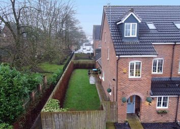 Thumbnail 3 bed semi-detached house for sale in Tilling Drive, Stone, Staffordshire