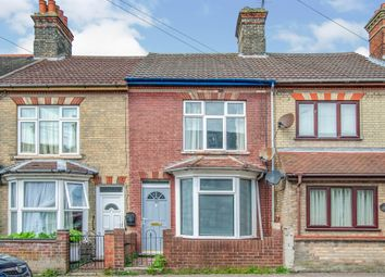 Thumbnail Terraced house for sale in Oxford Road, Lowestoft