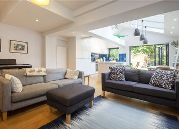 Thumbnail 3 bed flat for sale in Median Road, London