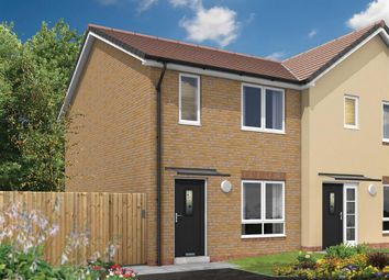 Thumbnail 2 bed town house for sale in Ash Acre Meadows, Latchford, Warrington, Cheshire