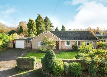 Thumbnail 3 bedroom detached bungalow for sale in Manor Road, Staplegrove, Taunton
