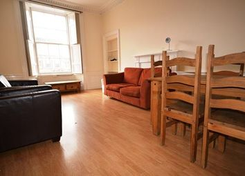 Thumbnail 5 bed flat to rent in Bernard Street, Edinburgh