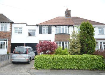 Thumbnail 4 bedroom semi-detached house for sale in Glenluce Road, Allerton, Liverpool