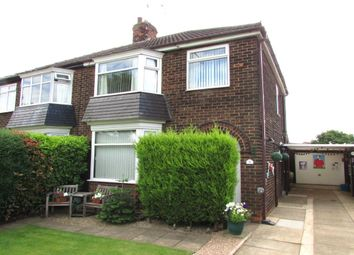 Thumbnail 3 bed semi-detached house for sale in Station Road, Scunthorpe